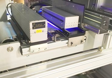 DPL UV LED CURING SYSTEM FOR PRINTING MACHINE