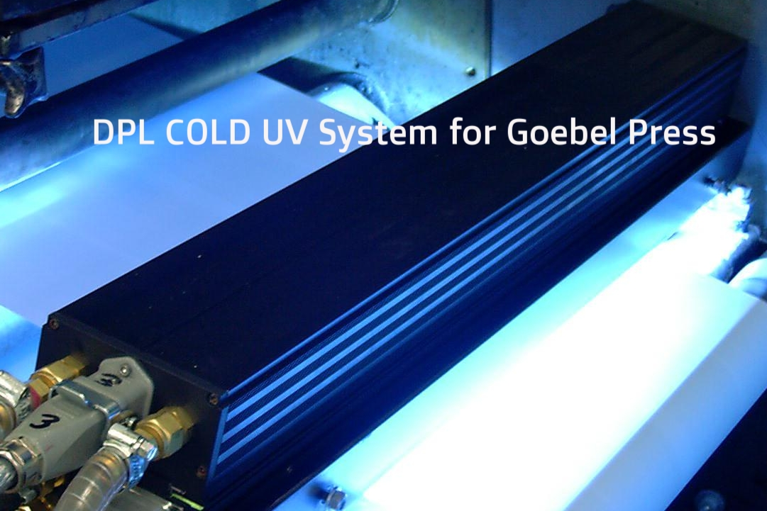 DPL Easycure Cold UV curing system