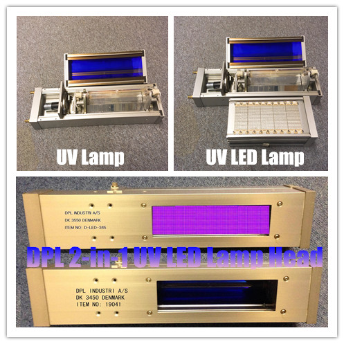 uv led lamp head