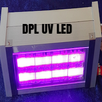 DPL UV LED curing system